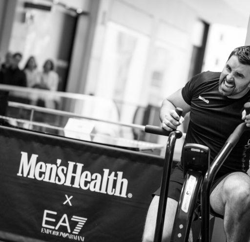 Men's Health with EA7
