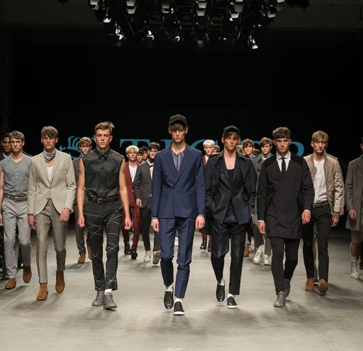 Tiger of Sweden LCM SS15 catwalk