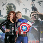 The VIP Family Screening of Marvels' Avengers: Age of Ultron in Broadway Plaza, Birmingham