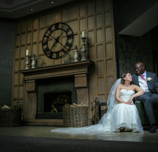 Belfry Wedding