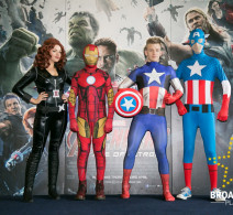 Events - Avengers VIP