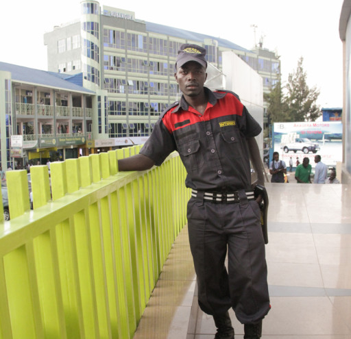 Kigali Security Guard