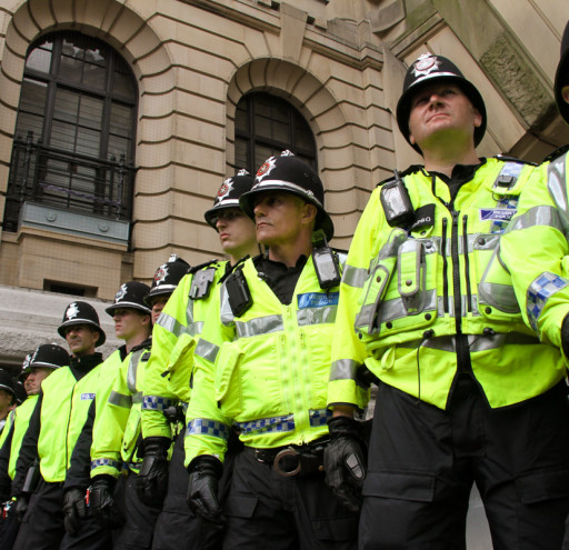 Police Officers Birmingham