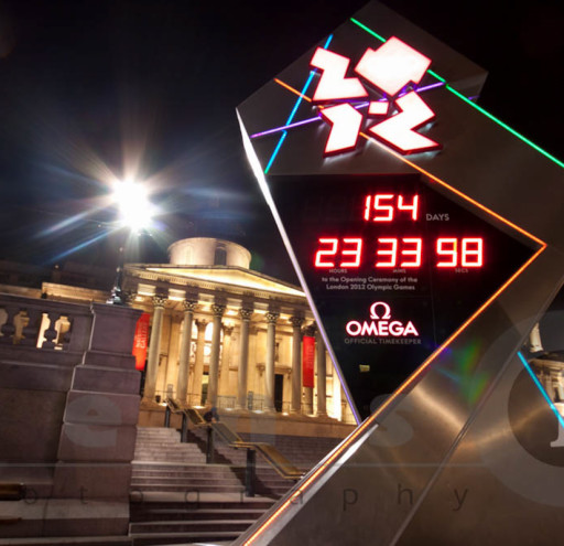 National Gallery and Olympics countdown