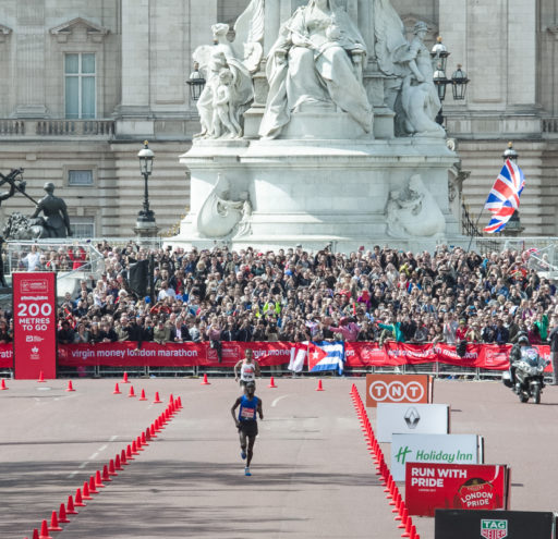 Daniel Wanjuri wins the VMLM 2017