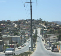 Baja Cityscape