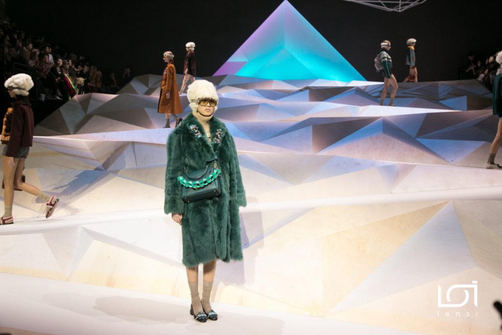 Anya Hindmarch London Fashion Week - Lensi Photography, working for free, free work