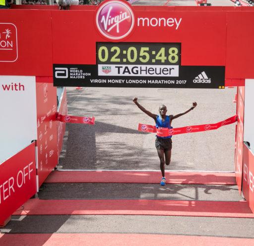 Daniel Wanjuri  wins VMLM 2017