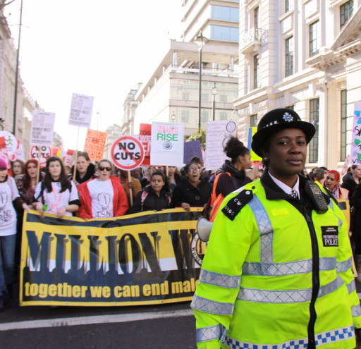Policing - Million Women Rise