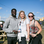 2015 evicted Big Brother Housemates spotted at Parklife 2015