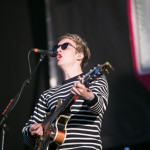 Manchester, UK, 06 June 2015 George Ezra performing live on stage at The Parklife two day festival 2015 at Heaton Park in Manchester © Denise Maxwell/ Alamy Live News