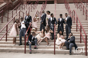 Your Wedding Aston Villa Bridal Party