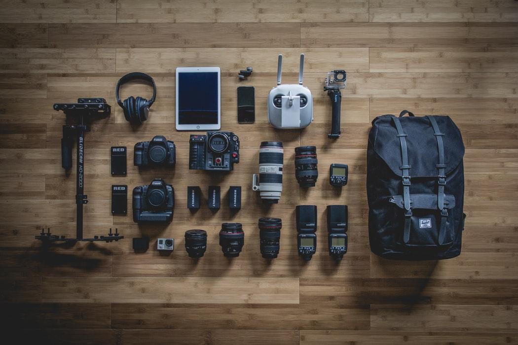 Camera Kit , work for free, free work