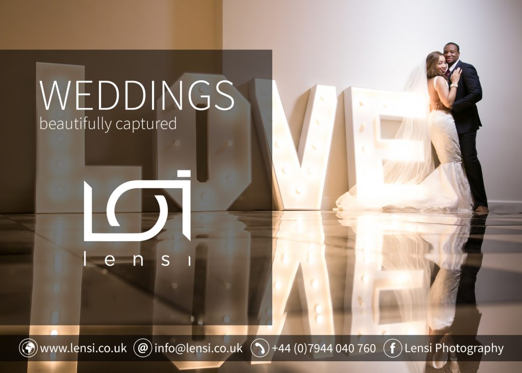 Lensi Photography Wedding Packages