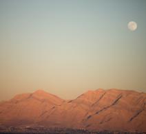 Red Rock Moon
