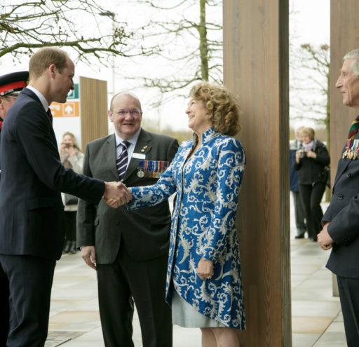 HRH The Duke of Cambridge
