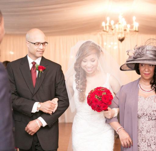 An Edited Image - Wedding Photography