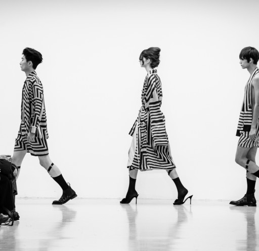 Katie Eary presents her AW16 catwalk collection at London Collection Men at Victoria House