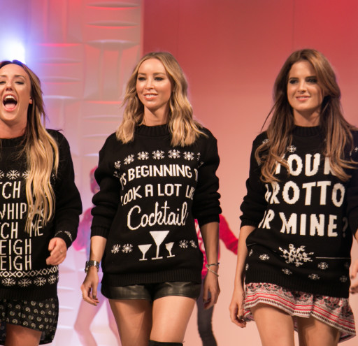 Christmas jumpers Launch
