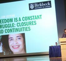 Angela Davis Lecture