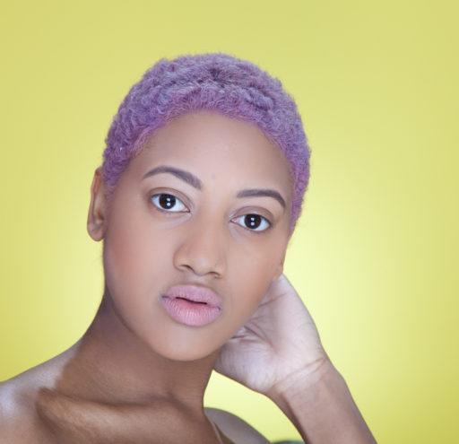 Natural Hair Editorial
