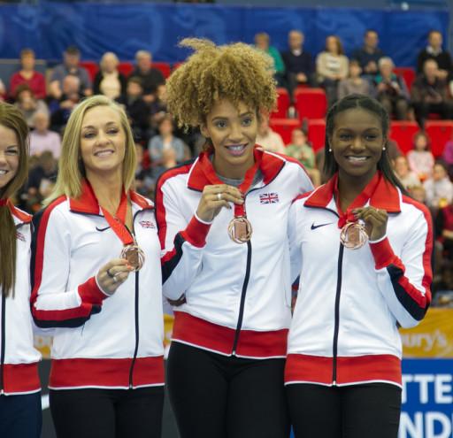 GB Female Athletes