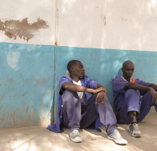 Workers in Rwandan Sun