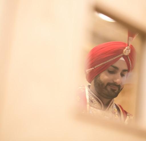 Smethwick Gudwara Wedding