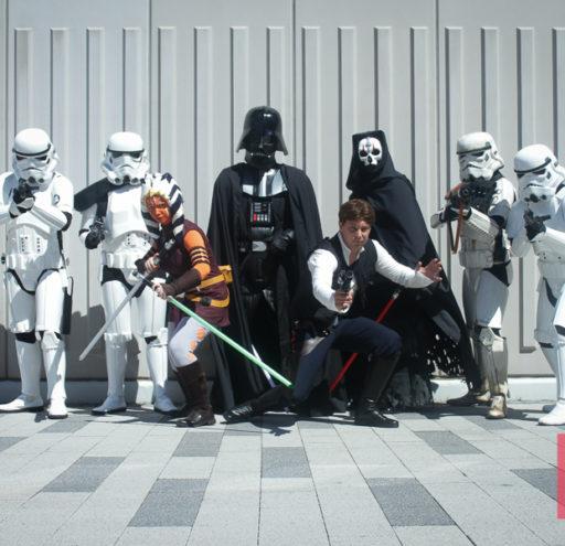 Star Wars at Scifest