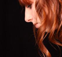 Titian Hair Portrait
