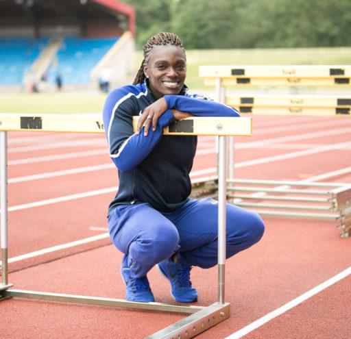 Dawn Harper-Nelson Sports Editorial