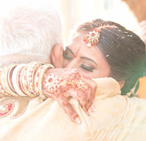 Asian Wedding Vidai