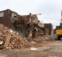 Lane Arms Demolition