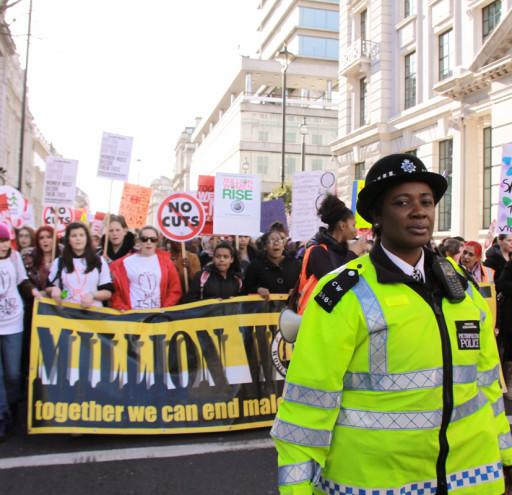 Policing - Million Women Rise