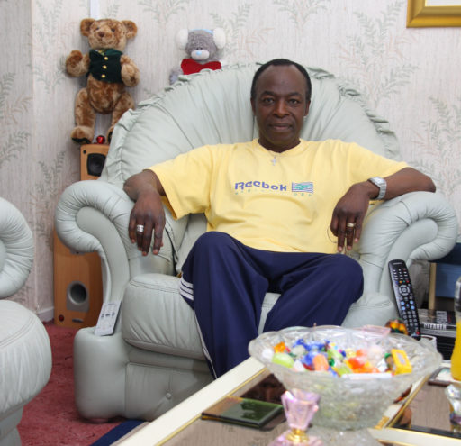 The Living Room Project - Anthony Hall aged 60