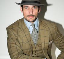Model David Gandy