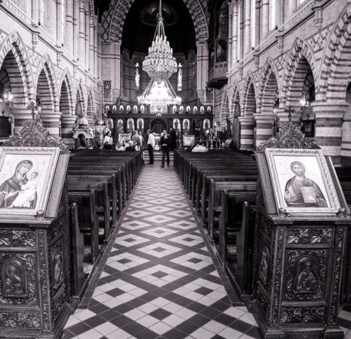 Greek orthodox ChurchGreek Christening