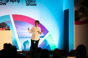 The Photography Show Masterclass by Lensi Photography