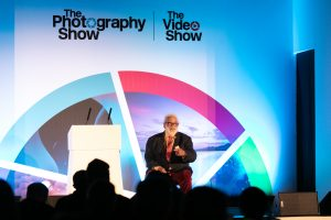 The Photography Show Superstage Masterclass with Charlie Philips by Lensi Photography